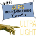 Alps Mountaineering Vertex 4 Compatible Ultralight Footprint