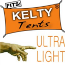 Kelty Trail Ridge 4 Compatible Ultralight Footprint