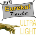 Eureka Mountain Pass 2XTE Compatible Ultralight Footprint
